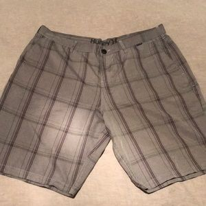 Men's Hurley lightweight shorts 36